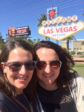 Visiting Las Vegas!