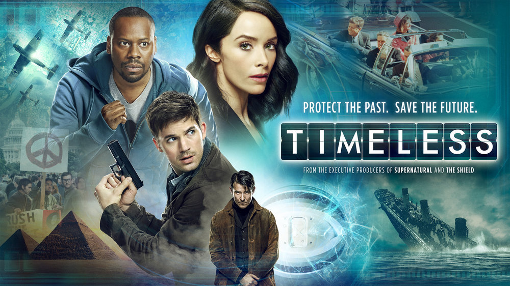 Image result for Timeless TV Show