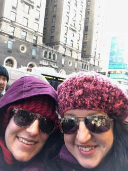 NYC after Christmas!