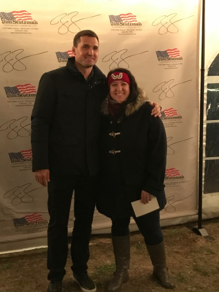 Meeting Ryan Zimmerman!