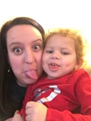Goofy Amelia!