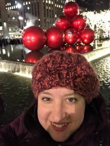 Rockefeller Plaza!