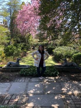 Tudor Place Gardens, Georgetown