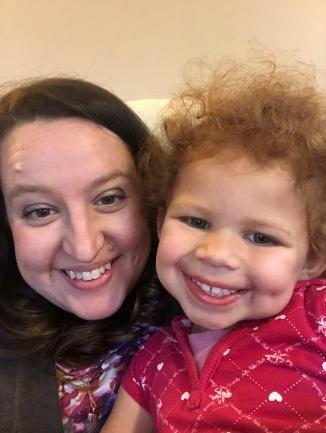 Mia - always wanting to smile!