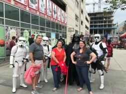 Star Wars Day @ Nationals Park