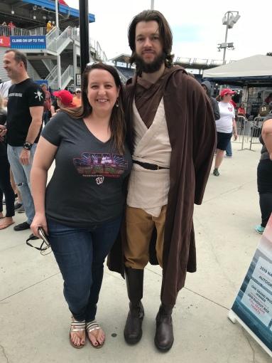 Star Wars Day @ Nationals Park