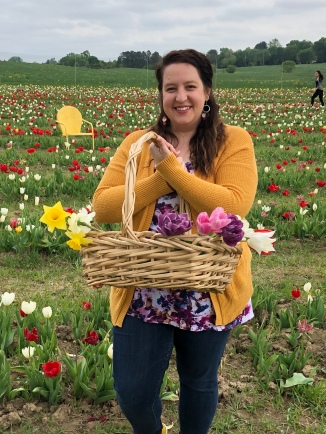 Picking Tulips