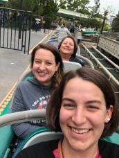 Riding the Matterhorn!