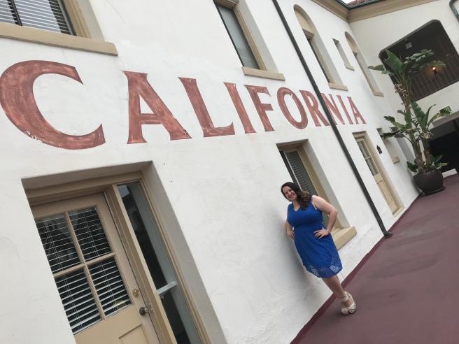 California Girl from Birth!