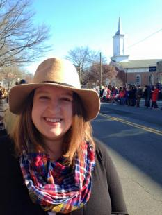 Christmas Parade in Middleburg