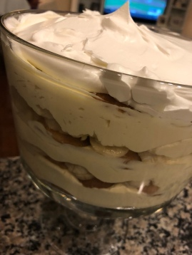 Banana Pudding!