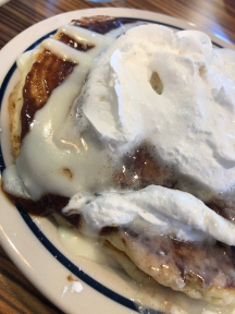 Cinnastacks Pancakes