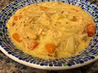Hearty Chicken Stew!