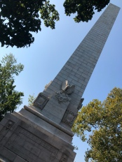 The Monument to Jamestown