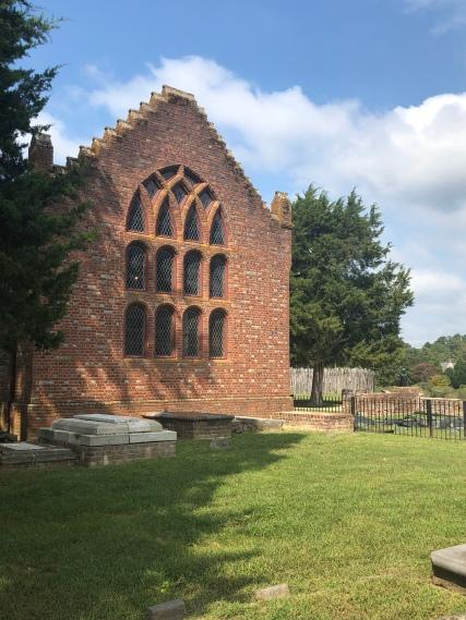 Jamestown Church!