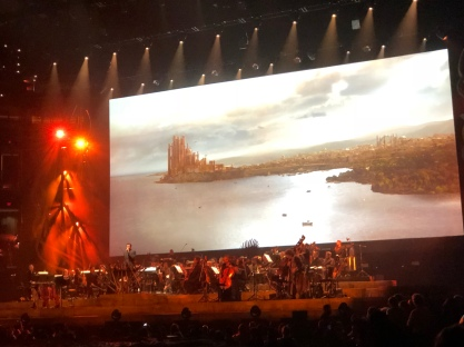 The orchestra & King's Landing