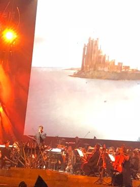 Ramin Djawadi & King's Landing in the background