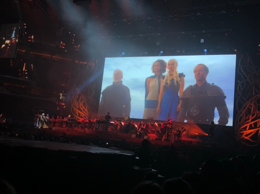 Ser Barristan, Missandei, Daenerys & Ser Jorah