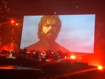Tyrion watches in dismay!