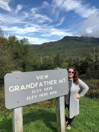 Grandfather Mountain!