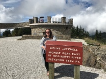 Mount Mitchell in NC!