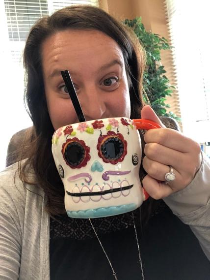 Happy Birthday to Me - love this mug!