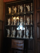 The 12 Apostles in the Music Room